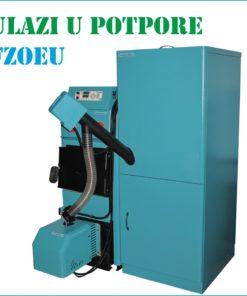 Centrometal pelet set CPPL-40/bez kotla-0
