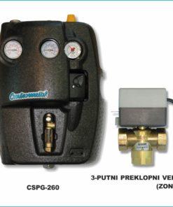 CSPG-260, 3-putni preklopni ventil-0