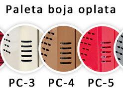 SENKO PEĆ NA PELETE P7 AIR-1205