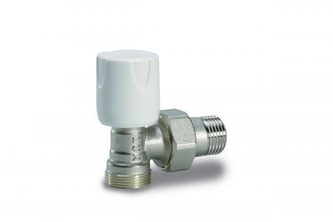 """Radijatorski ventil Luxor 1/2"""" Cu kutni RS 112-0"""